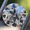 2.07ct Old European Cut Diamond, GIA J VS2 11