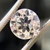 2.07ct Old European Cut Diamond, GIA J VS2 3