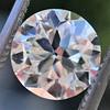 2.07ct Old European Cut Diamond, GIA J VS2 13