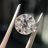 2.07ct Old European Cut Diamond, GIA J VS2 8