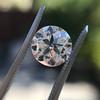 2.07ct Old European Cut Diamond, GIA J VS2 19