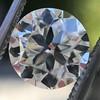 2.07ct Old European Cut Diamond, GIA J VS2 12