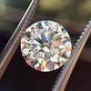 2.09ct Transitional Cut Diamond, AGS N, VS1 0