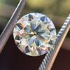 2.09ct Transitional Cut Diamond, AGS N, VS1 4