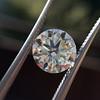 2.09ct Transitional Cut Diamond, AGS N, VS1 10