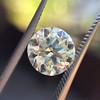 2.09ct Transitional Cut Diamond, AGS N, VS1 8