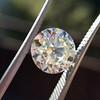 2.09ct Transitional Cut Diamond, AGS N, VS1 11