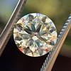 2.09ct Transitional Cut Diamond, AGS N, VS1 6