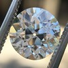 2.12ct Old European Cut Diamond GIA L VS2 13