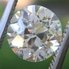 2.12ct Old European Cut Diamond GIA L VS2 14