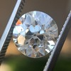 2.12ct Old European Cut Diamond GIA L VS2 16