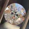 2.12ct Old European Cut Diamond GIA L VS2 22