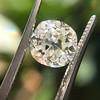 2.13ct Antique Cushion Cut Diamond GIA K SI1 23