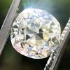 2.13ct Antique Cushion Cut Diamond GIA K SI1 2