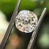 2.13ct Antique Cushion Cut Diamond GIA K SI1 20