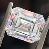 2.14ct Emerald Cut Diamond GIA E VS1 1 7