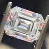2.14ct Emerald Cut Diamond GIA E VS1 1 1