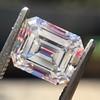 2.14ct Emerald Cut Diamond GIA E VS1 1 19