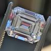 2.14ct Emerald Cut Diamond GIA E VS1 1 28