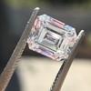 2.14ct Emerald Cut Diamond GIA E VS1 1 22