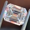2.14ct Emerald Cut Diamond GIA E VS1 1 5