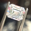 2.14ct Emerald Cut Diamond GIA E VS1 1 11