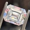2.14ct Emerald Cut Diamond GIA E VS1 1 2