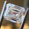 2.14ct Emerald Cut Diamond GIA E VS1 1 29