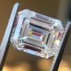 2.14ct Emerald Cut Diamond GIA E VS1 1 30