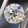 2.15ct Old European Cut Diamond, GIA K SI1 2