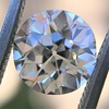 2.15ct Old European Cut Diamond, GIA K SI1 9