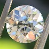 2.15ct Old European Cut Diamond, GIA K SI1 8