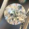 2.15ct Old European Cut Diamond, GIA K SI1 4