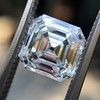 2.13ct Vintage Asscher Cut Diamond GIA H VS2 29