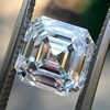 2.13ct Vintage Asscher Cut Diamond GIA H VS2 20