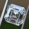 2.13ct Vintage Asscher Cut Diamond GIA H VS2 10