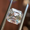 2.13ct Vintage Asscher Cut Diamond GIA H VS2 5