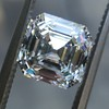 2.13ct Vintage Asscher Cut Diamond GIA H VS2 19