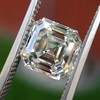 2.13ct Vintage Asscher Cut Diamond GIA H VS2 23