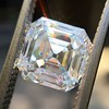 2.13ct Vintage Asscher Cut Diamond GIA H VS2 14
