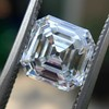 2.13ct Vintage Asscher Cut Diamond GIA H VS2 28