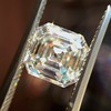 2.13ct Vintage Asscher Cut Diamond GIA H VS2 4