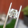 2.13ct Vintage Asscher Cut Diamond GIA H VS2 22