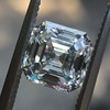 2.13ct Vintage Asscher Cut Diamond GIA H VS2 18