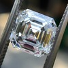 2.13ct Vintage Asscher Cut Diamond GIA H VS2 26