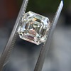 2.13ct Vintage Asscher Cut Diamond GIA H VS2 24