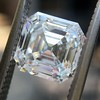 2.13ct Vintage Asscher Cut Diamond GIA H VS2 13