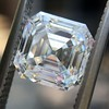 2.13ct Vintage Asscher Cut Diamond GIA H VS2 15