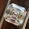 2.13ct Vintage Asscher Cut Diamond GIA H VS2 2