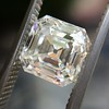 2.13ct Vintage Asscher Cut Diamond GIA H VS2 25